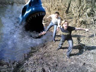 Игры про акул - grand-screen.com